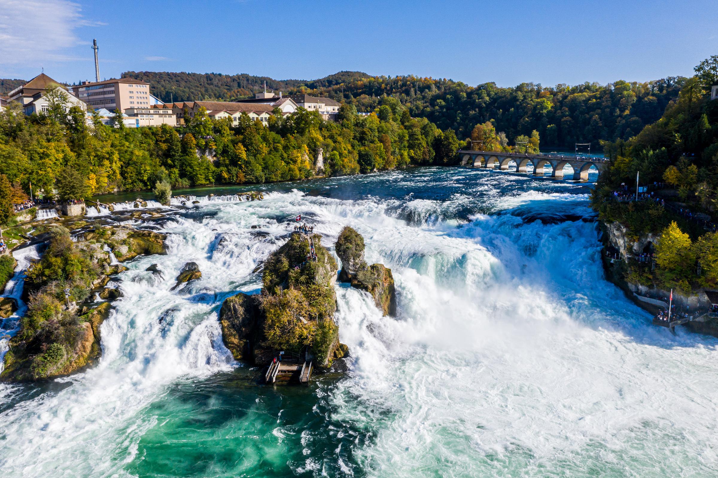 Rhine Falls - Swiss Epic Tours