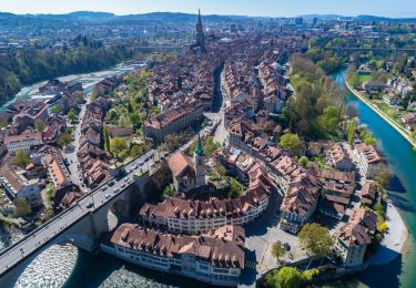 Berne the Capital and Emmental